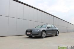 Audi A8 Facelift TDI - Rijtest 02