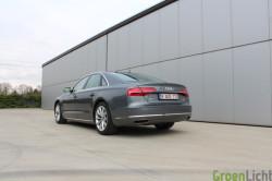 Audi A8 Facelift TDI - Rijtest 03