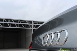 Audi A8 Facelift TDI - Rijtest06
