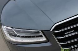Audi A8 Facelift TDI - Rijtest24