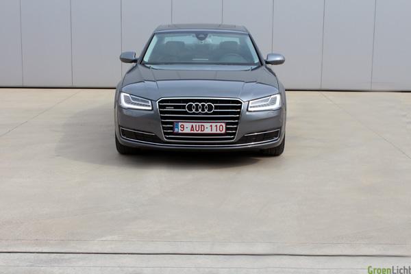 Audi A8 TDI 258 Rijtest - 27