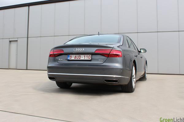 Audi A8 TDI 258 pk - Facelift - 26