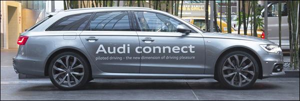Automatische Piloot Audi A8