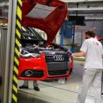 Audi Brussels A1 Sportback