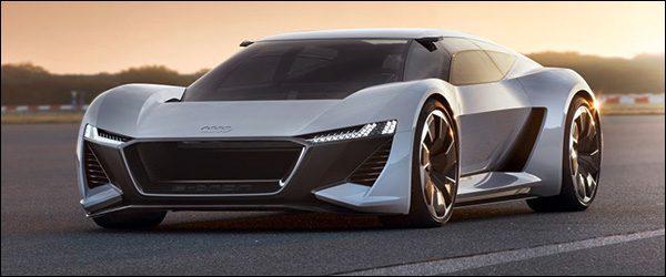 Officieel: Audi PB18 e-tron Concept (2018)