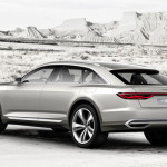 Officieel: Audi Prologue Allroad Concept