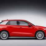 Officieel: Audi Q2 crossover (2016)