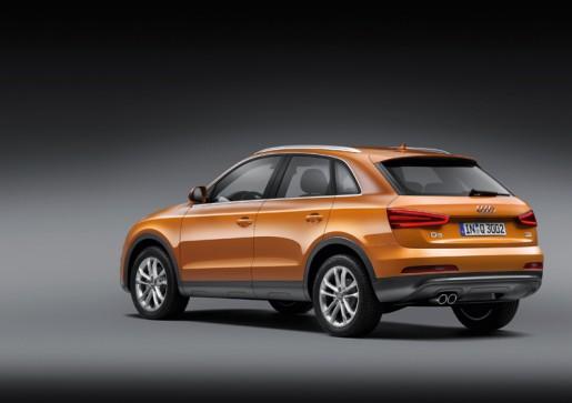 Audi Q3 officieel
