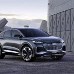 Officieel: Audi Q4 Sportback e-tron Concept (2020)