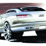 Audi Q6 Pike Peaks Concept