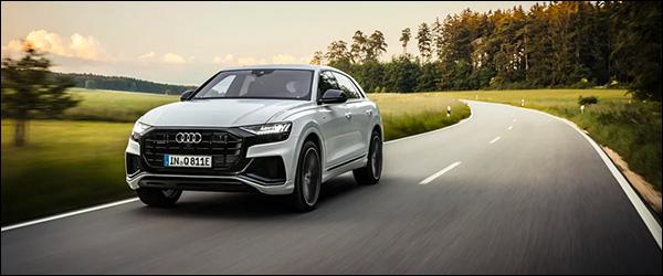 Officieel: Audi Q8 TFSI e plug-in hybride (2020)