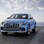 Officieel: Audi Q8 Concept (2017)