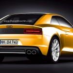Audi Quattro Impressie
