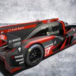 Nieuwe Audi R18 is klaar voor Le Mans 2016