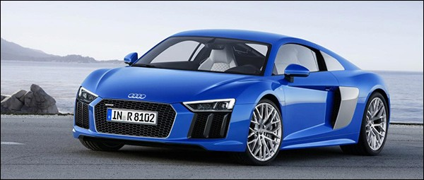 Officieel: Audi R8 (Plus) + R8 e-tron