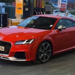 Audi TT-RS en R8 Spyder genieten ongegeneerd van de Spaanse zon