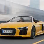Officieel: Audi R8 Spyder V10 [540 pk / 540 Nm]