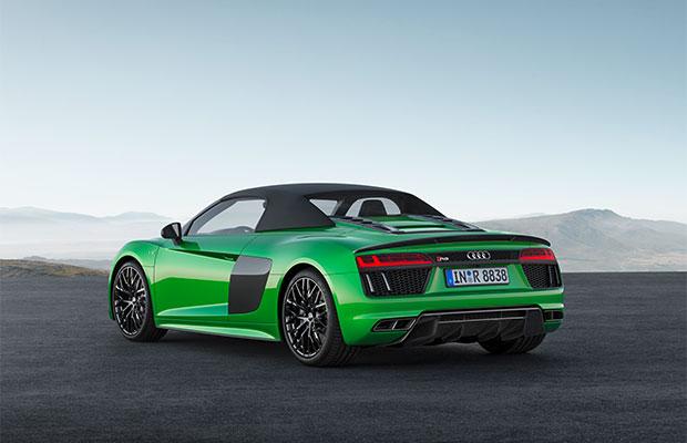 Officieel: Audi R8 Spyder V10 Plus [610 pk / 560 Nm ...