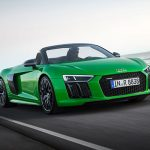 Officieel: Audi R8 Spyder V10 Plus [610 pk / 560 Nm]