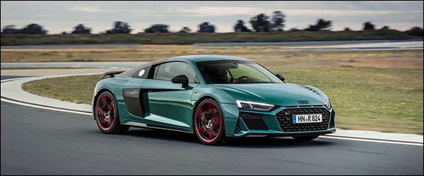 Officieel: Audi R8 Green Hell Edition (2020)