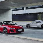 Officieel: Audi R8 V10 RWD facelift (2019)