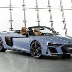 Officieel: Audi R8 V10 + R8 V10 Spyder facelift (2018)