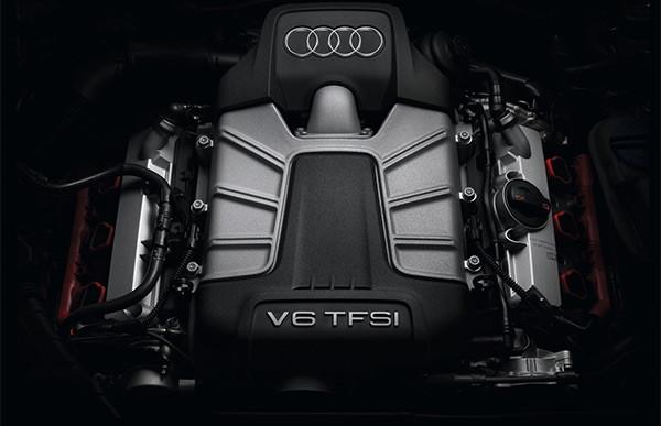 Audi R8 komt (later) ook met biturbo V6