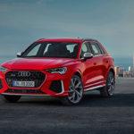 Officieel: Audi RS Q3 + RS Q3 Sportback (2019)