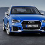 Officieel: Audi RS3 Sportback facelift (2017)