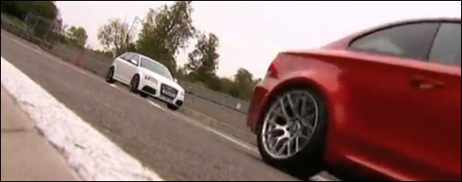 Audi RS3 vs BMW 1-Reeks M
