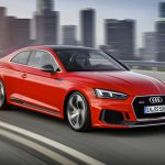 Officieel: Audi RS5 Coupe (2017)