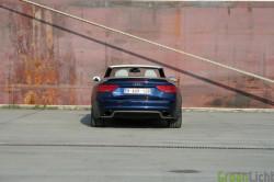 Audi RS5 Cabrio Test