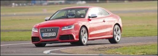 Audi RS5 Top Gear Seizoen 16 Aflevering 5