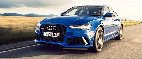 Officieel: Audi RS6 Avant Nogaro Edition (2018)