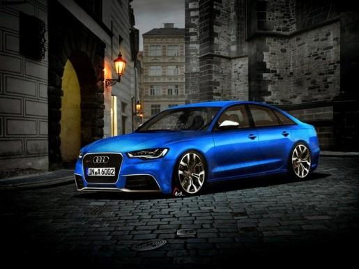 Audi RS6 Impressie
