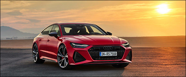 Officieel: Audi RS7 Sportback (2019)
