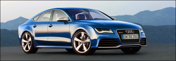 Audi RS7 Sportback Preview header