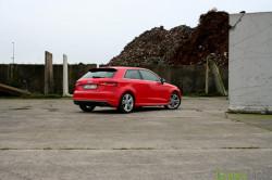 Audi S3 2013 test