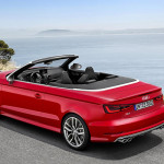 Officieel: Audi S3 Cabriolet