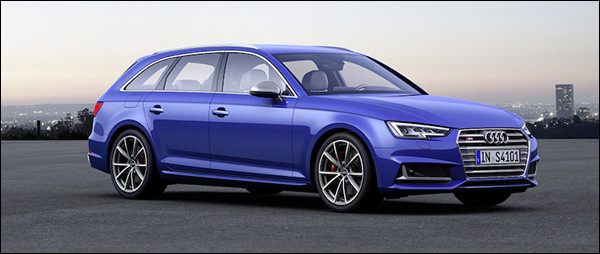 Dit is de nieuwe Audi S4 Avant (2016)!