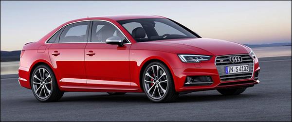 Officieel: Audi S4 Berline en S4 Avant [354 pk / 500 Nm]