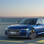 Officieel: Audi S6 Berline, S6 Avant en S7 Sportback (2019)
