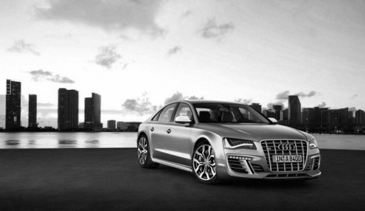 Audi S8 Impressie