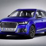 Officieel: Audi SQ7 TDI [435 pk / 900 Nm]