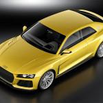 Officieel: Audi Sport Quattro Concept
