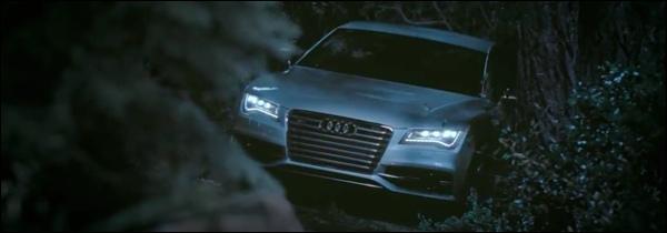 Audi Super Bowl Commercial S7 Sportback 2012