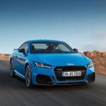 Officieel: Audi TT RS Coupe + TT RS Roadster facelift (2019)