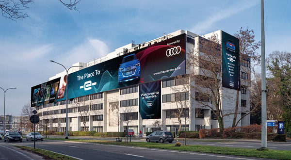 """Audi Belgium opent elektrische """"The Place To E"""" popup in Antwerpen"""