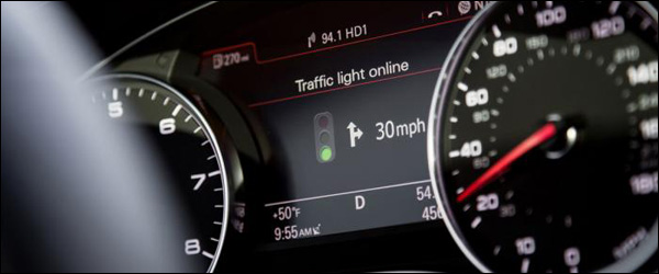 Audi Traffic Light Online