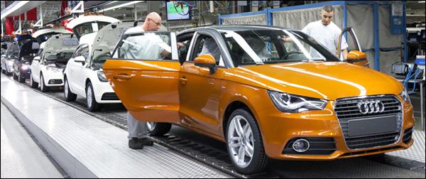Audi-Werk Bruessel